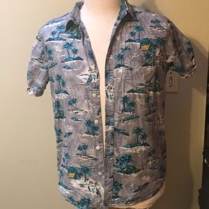 American Eagle 🦅 Hawaiian shirt